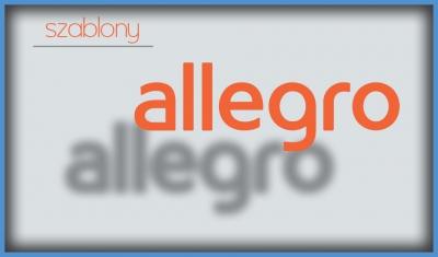 Szablony Allegro